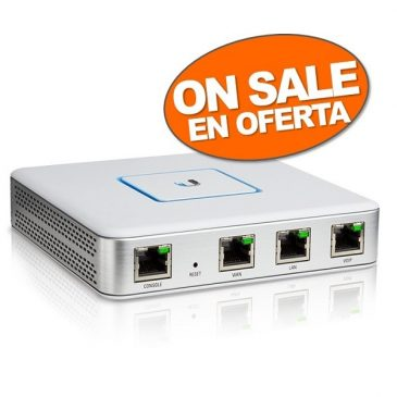 UniFi Security Gateway Controller