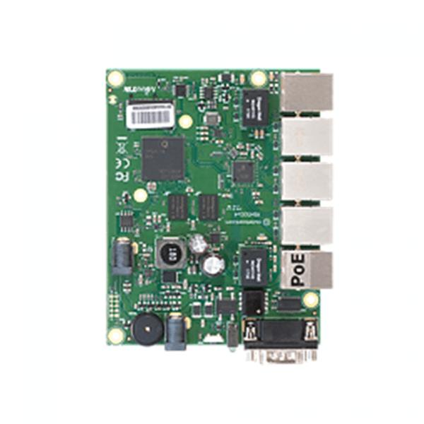 MikroTik 5G Ethernet RouterOS