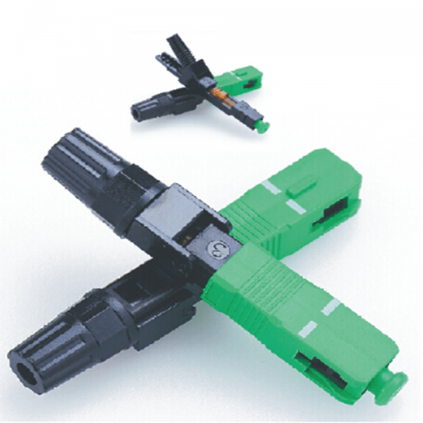 Fiber Fast Connector