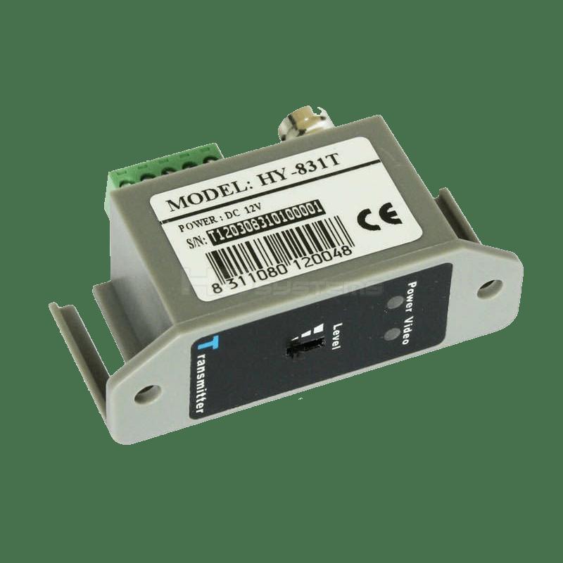Video transmitter balun