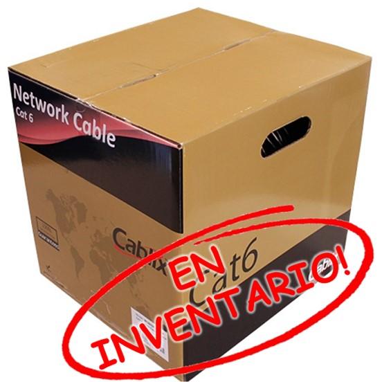 Cables Cat6 y Cat5 Cablix en Oferta