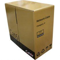 MCB6-01 - Cat6 23AWG U/UTP 4Pair Solid Cable- Indoor