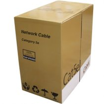 MCBE-01 - Cat5e 24AWG U/UTP 4Pair Solid Cable - Indoor