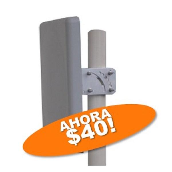 Antenas WEISS en liquidacion