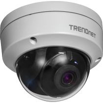 Indoor/Outdoor Dome Camera 8MP